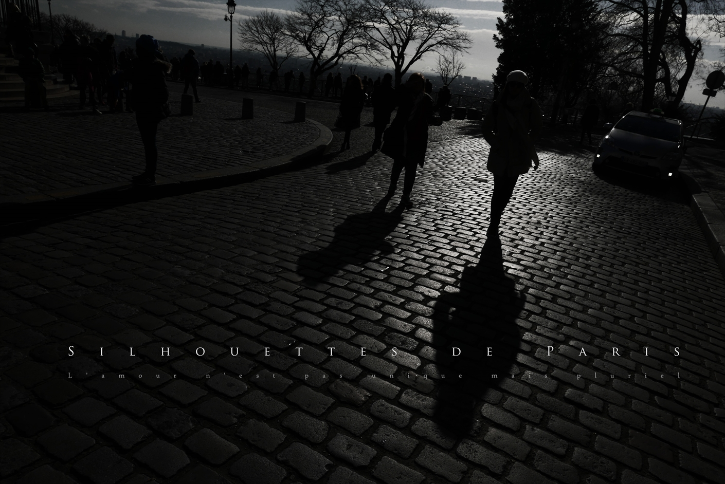 "PARIS 2016 ""Silhouettes de Paris"""
