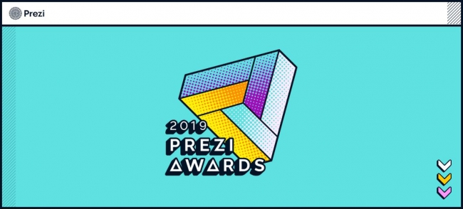 "Prezi Awards 2019 ""Prezi Expert: Best Overall"" 2年連続受賞しました。"